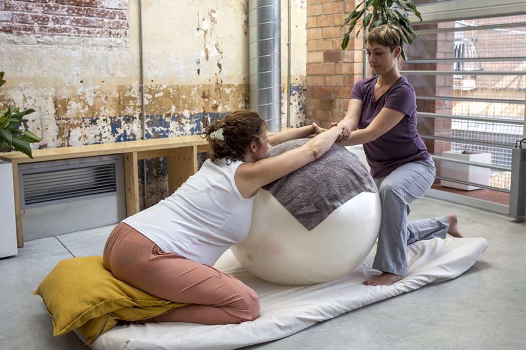 Massage Prenatal 6