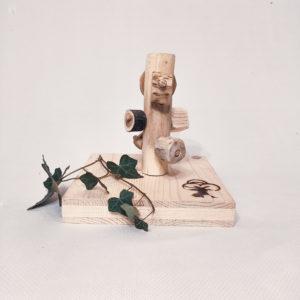 El mundo d'Alex : des jouets artisanaux en bois à Barcelone 11