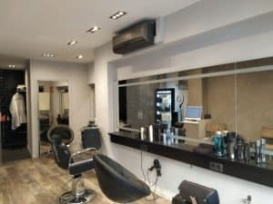 Burgués Difusión, un salon de coiffure international français à Barcelone 10