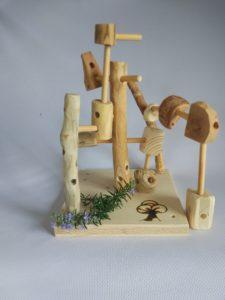El mundo d'Alex : des jouets artisanaux en bois à Barcelone 10