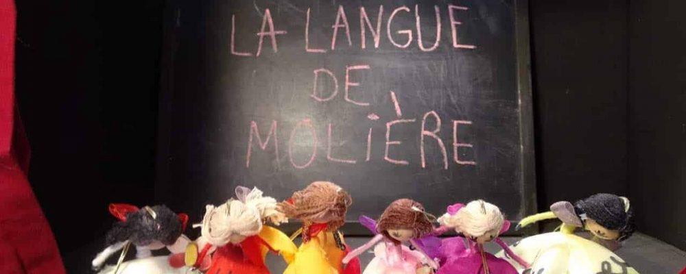À Barcelone, la langue de Molière s'apprend en s'amusant.
