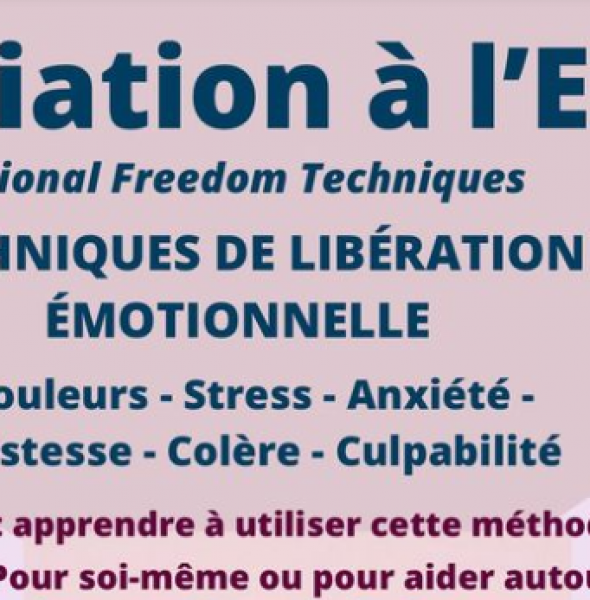 Initiation à l'EFT