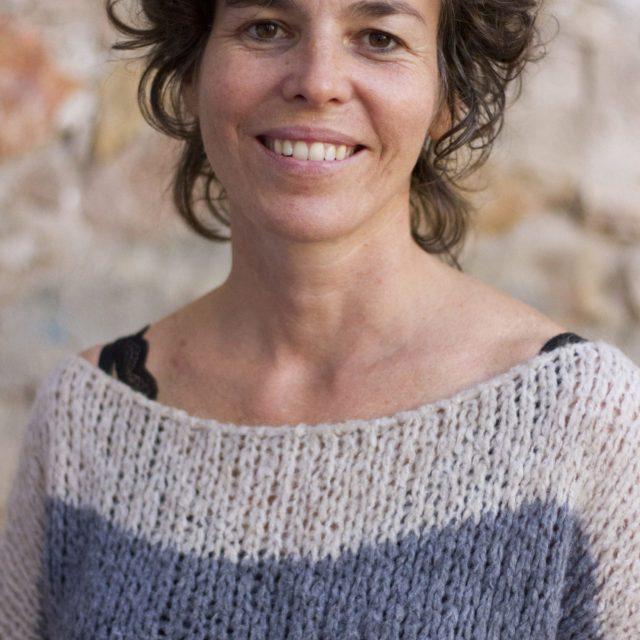 Florence Tessier, arthérapeute française à Barcelone