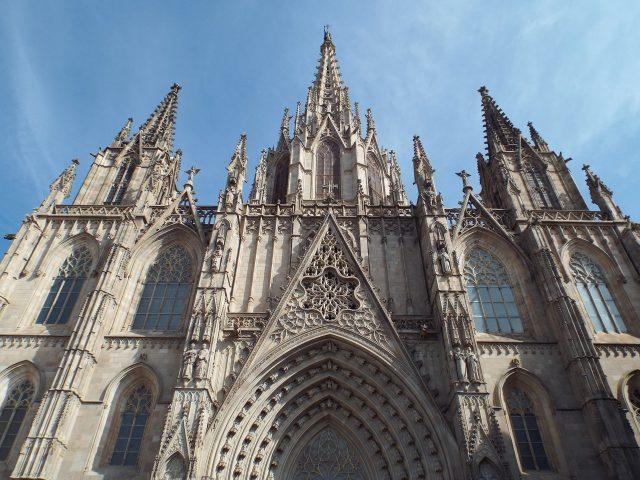 Barcelona - Gótico - Seu Catedral