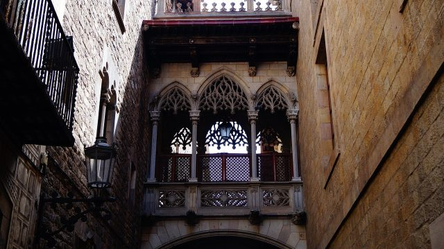 Barrio Gótico, le coeur de Barcelone