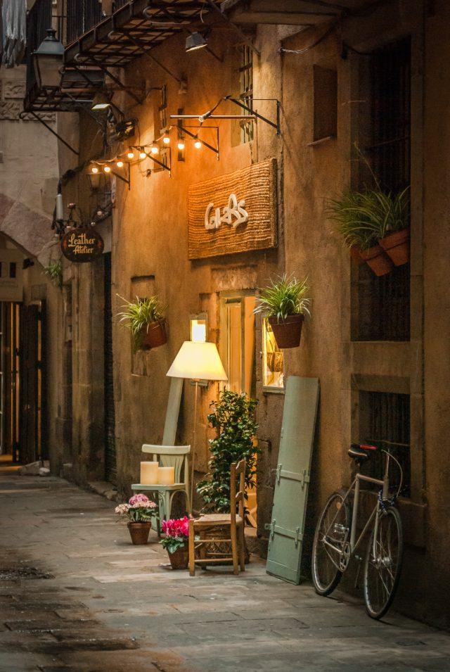 Barcelona - Born - commerce