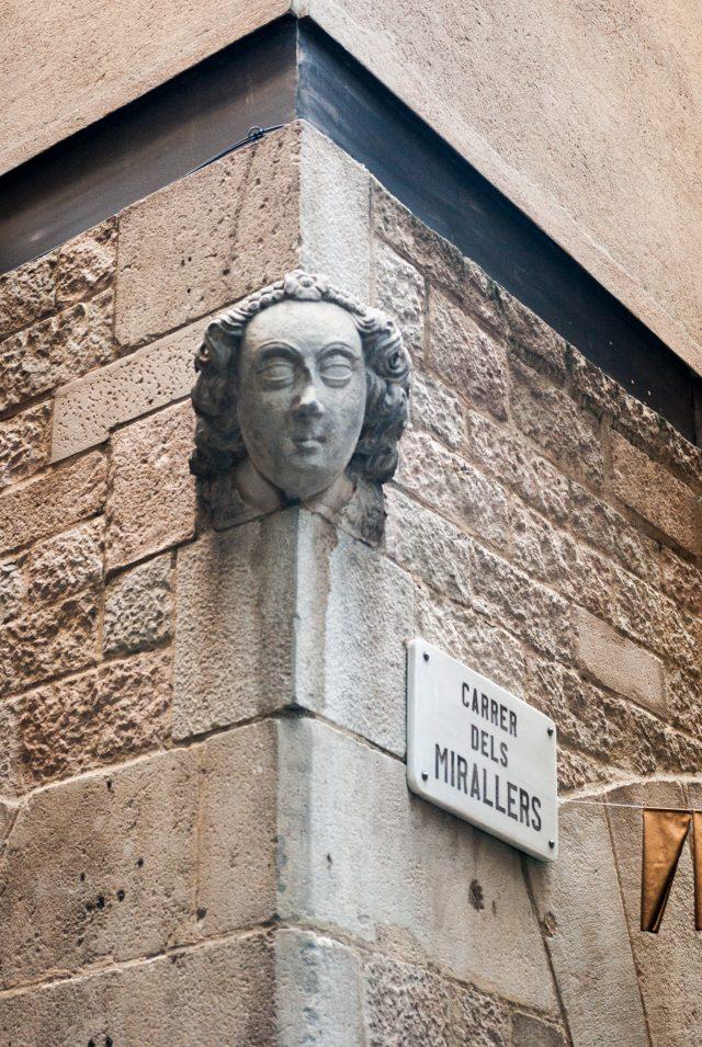 Barcelona - Born - mirallers