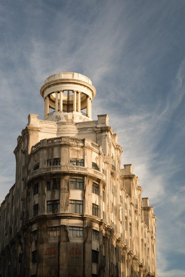 Barcelon - Born - via Laetana