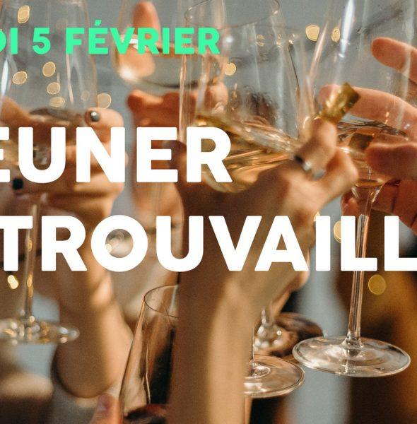 La link  – DEJEUNER [RE]TROUVAILLES