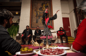 Spectacle de Flamenco à Barcelone : Tablao de Carmen 2